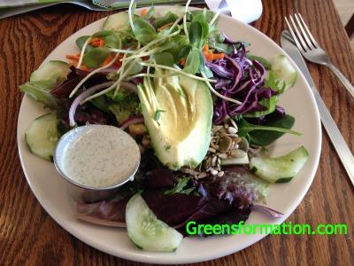 Foodies Favorite Salad